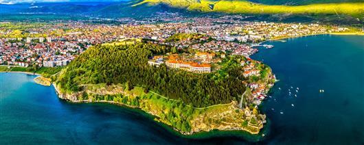 Skopje, Mavrovo, Ohrid