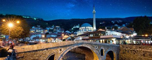 Kosovo from Skopje