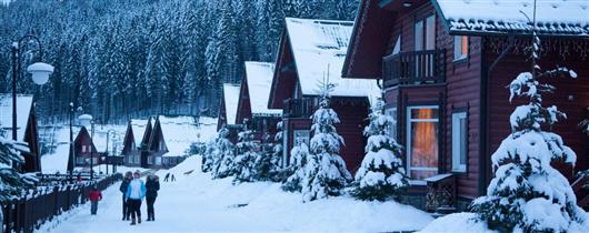 Bukovel + Dragobrat 3 days of skiing