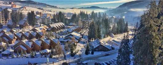 Weekdays, Bukovel + Dragobrat 4 days of skiing