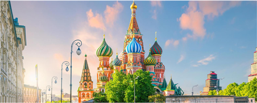 Moscow: From Ivan the Terrible to Vladimir Putin