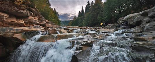 20 kilometers of extreme on the Prut River