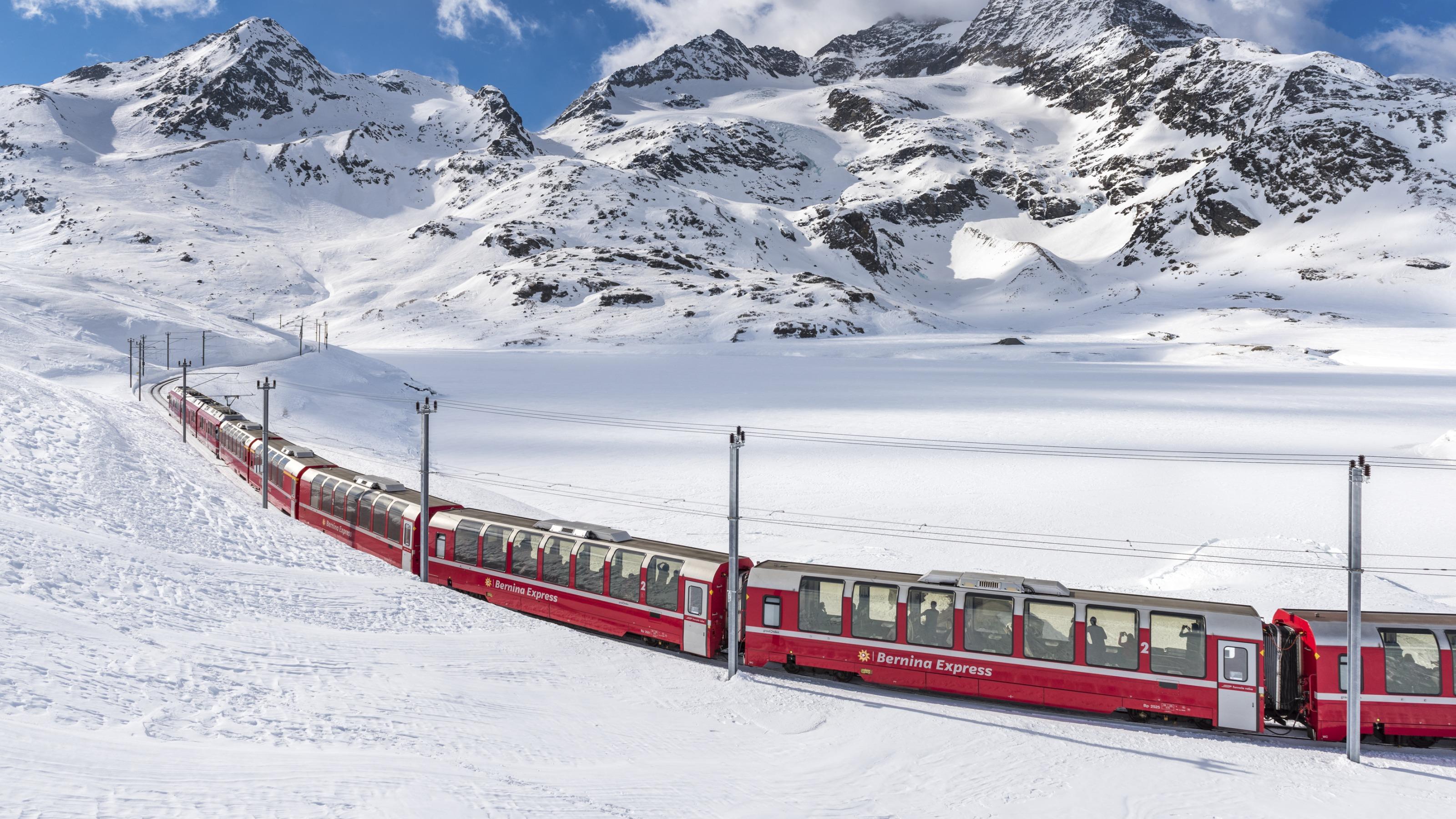 Business Tour: Bernina Express - MICE Industry