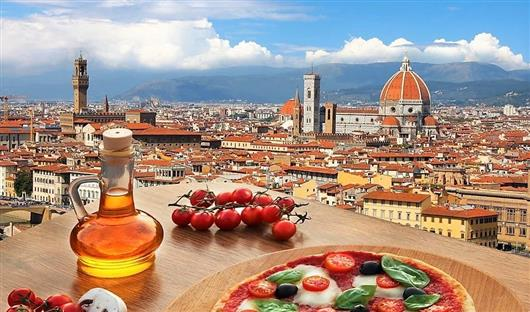 Culinary cooking tour Italy