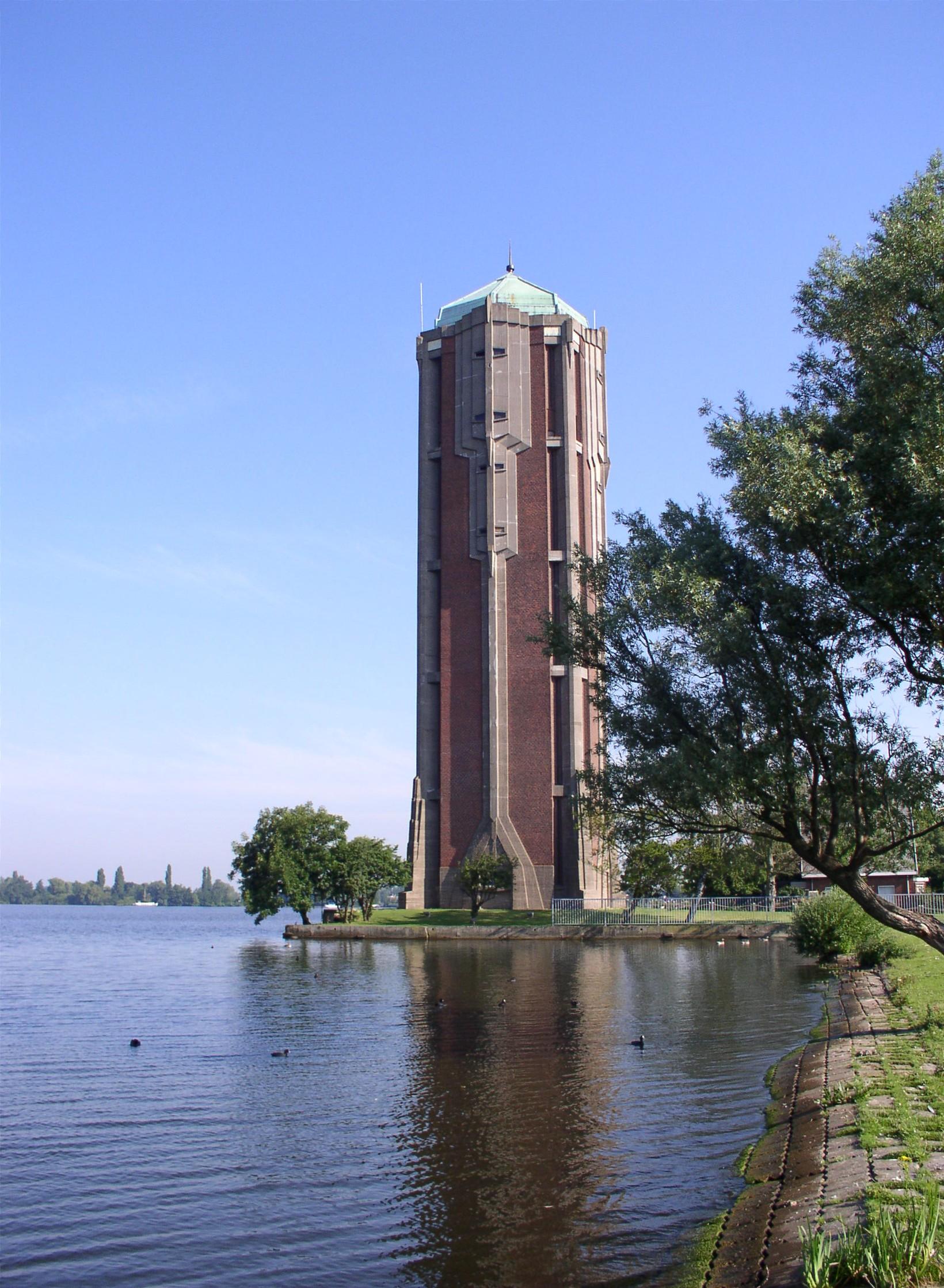Water_tower_Aalsmeer