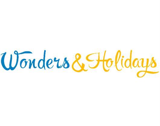Wonders & Holidays logo