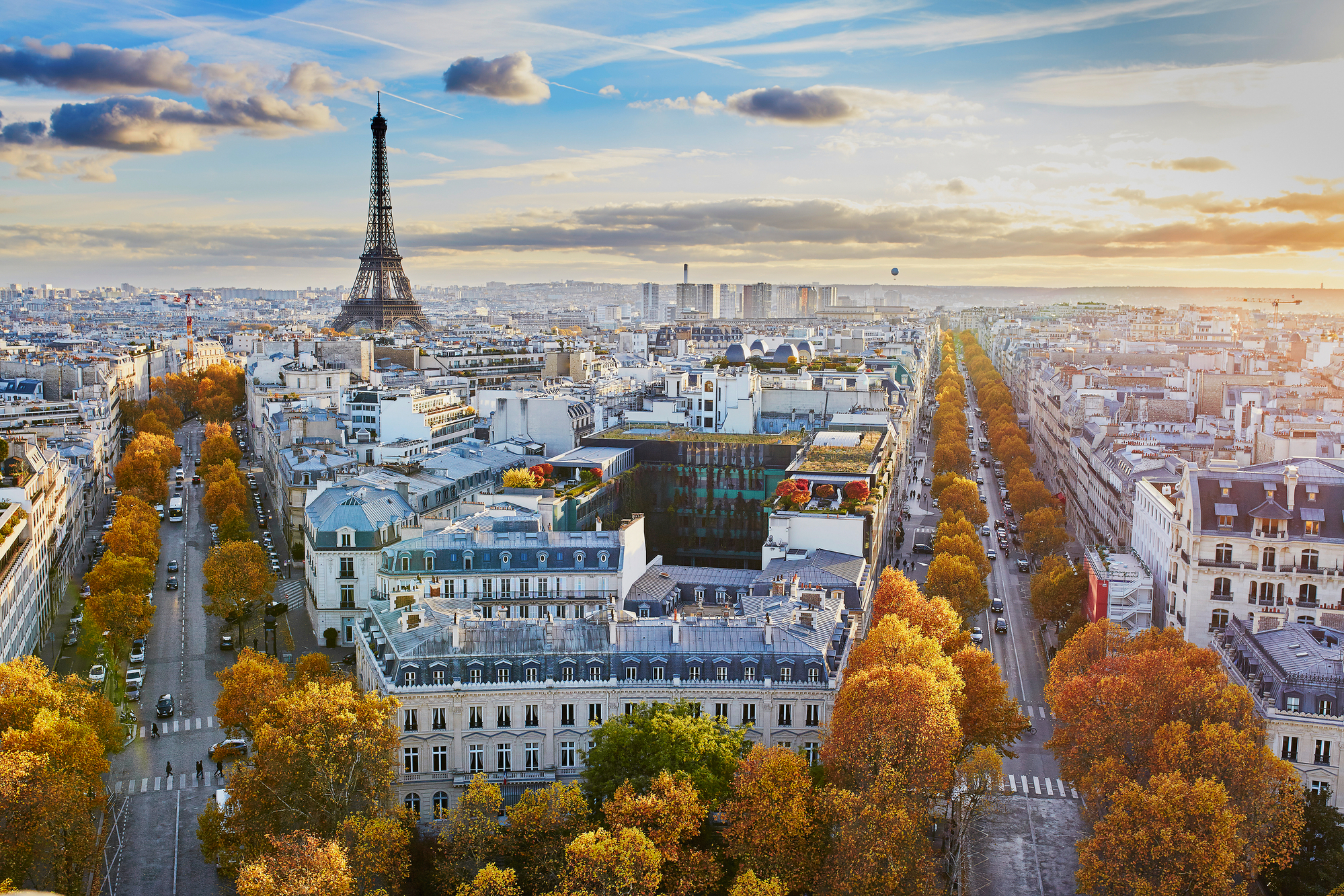 TOP 5 hotels for conferences and events in Paris