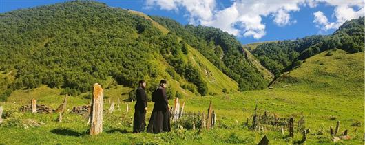 Ossetian national holiday Saint Khetag's Day