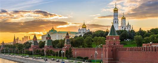 Moscow: New History