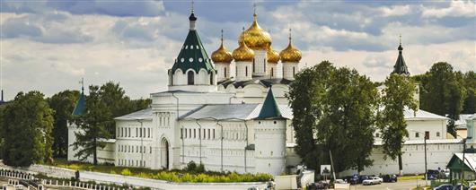 Moscow & The Golden Ring