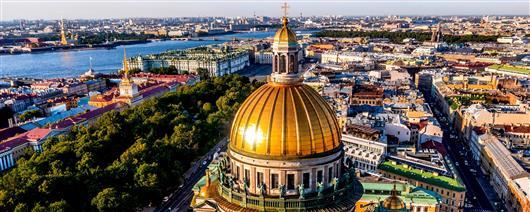 St.Petersburg, Novgorod, Old Ladoga