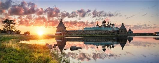 Russian North: St.Petersburg & Solovetsky Islands