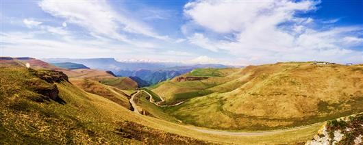 Hiking ecotour Dzhily-Su. Northern Elbrus
