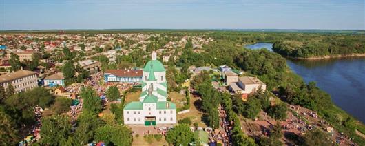 Велотур Вешенская-Казанка
