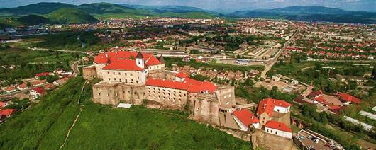 Transcarpathian cheese and wine tour
