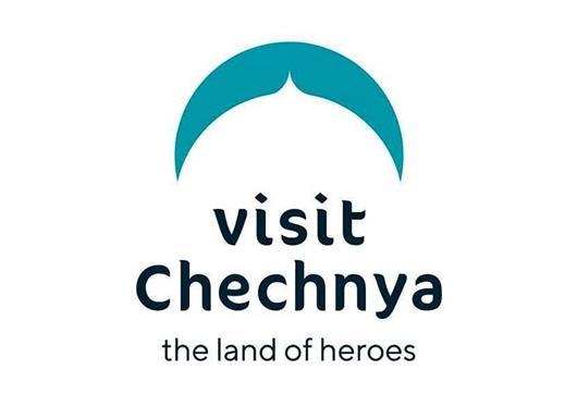 Visit Chechnya logo