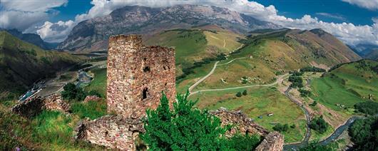 Ingushetia - unknown land