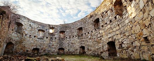Medieval castles of Ternopil