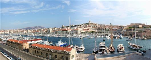 Weekend in Marseille