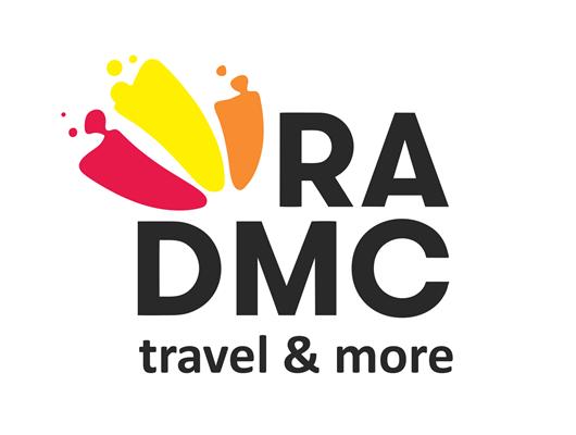 RA DMC  logo