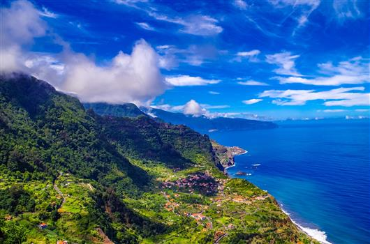 Portuguese authorities relaxed the rules of visiting Madeira for tourists