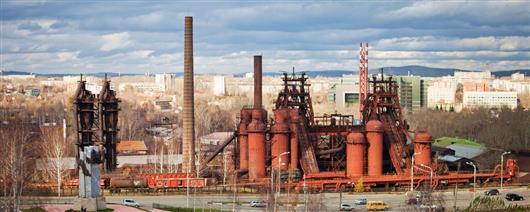 History of factories of the Urals