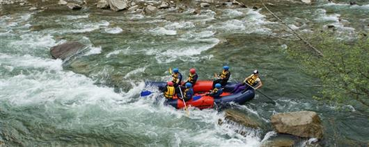 Rafting by Black Cheremosh