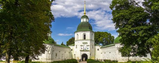 Mezynskyi National Nature Park + rafting down the Desna