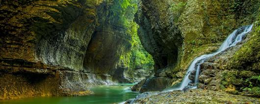 Georgia - Across Mountains and The Black Sea