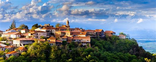 Explore Cradle of Wine - Kakheti