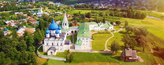 Trip to Suzdal