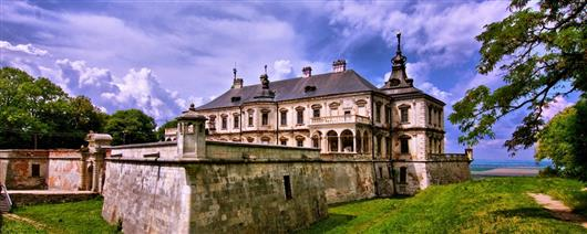 Lviv and a couple of normal castles
