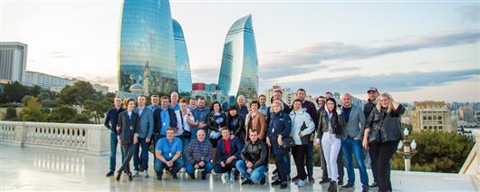 Baku adventures
