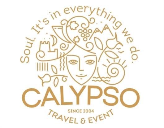 CALYPSO TRAVEL & EVENT logo