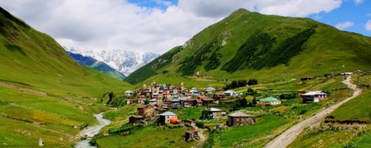 Trekking Svaneti