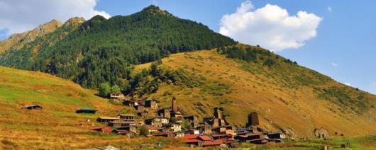 Trekking: Tusheti - Khevsureti - Kazbegi