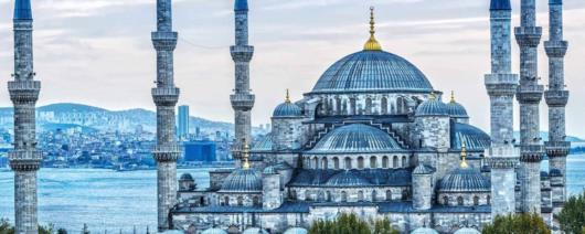 Istanbul - the city of contrasts