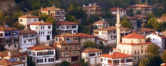 Istanbul - Safranbolu - Ankara