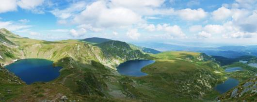 The best of the Rila and Pirin in four days