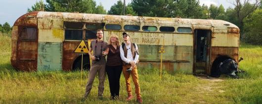 Квест-тур по Чернобылю